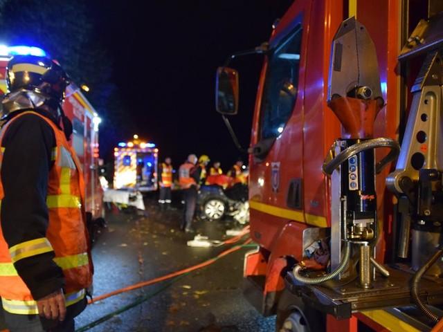 Val-d'Oise. Un automobiliste en fuite après un violent accident à Saint-Brice-sous-Forêt