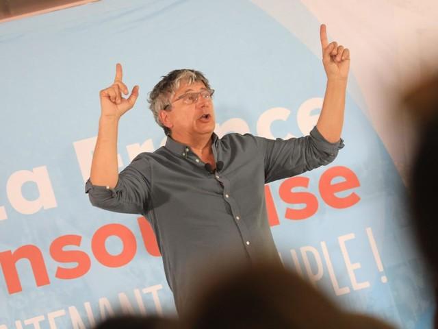"""Municipales : """"Si l'on ne trouve pas les moyens, dans les villes communistes, de faire des listes citoyennes, il y aura des listes concurrentes"""", annonce Éric Coquerel"""
