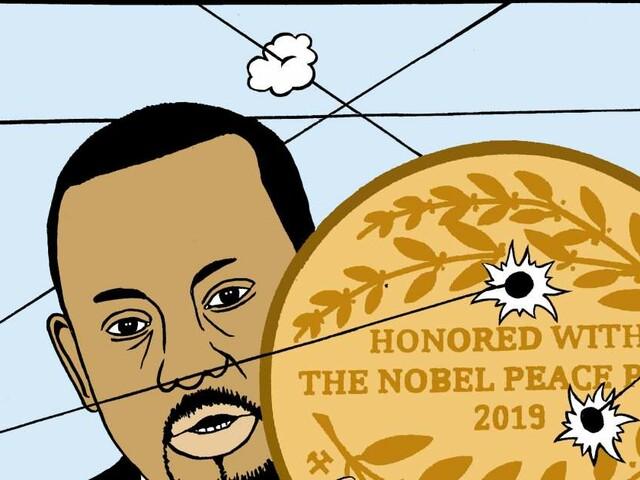 Le prix Nobel de la paix éthiopien d'ores et déjà mis à l'épreuve