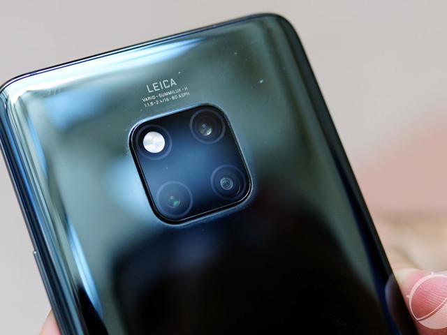 Huawei Mate 30 Pro : l'appareil photo serait largement supérieur au Samsung Galaxy Note 10