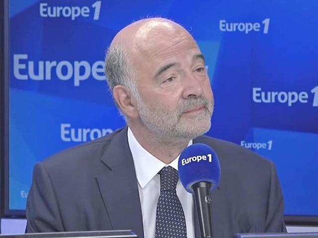 """Johnson refuse de payer la facture du Brexit : """"Un sujet qui ne se discute pas"""" pour Moscovici"""