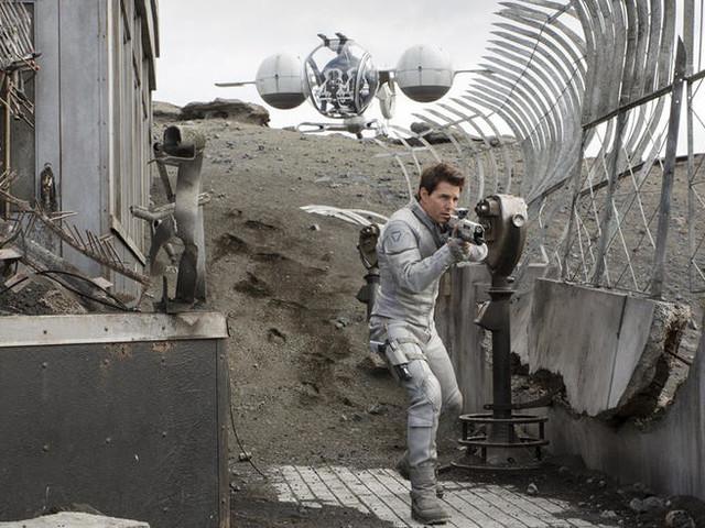 """""""Oblivion"""", Tome Cruise va t-il encore sauver le monde sur Netflix ?"""
