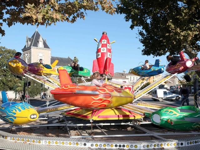 Marmande: la fête foraine de la Saint-Luc arrive bientôt
