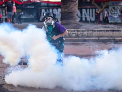Ordinaire le jour, chaos la nuit : Santiago, capitale bipolaire de la fronde chilienne