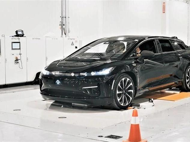Faraday Future : en route vers la production de son SUV électrique