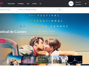 Festival de Cannes 2018 - Gagnez des locations de films en partenariat avec UniversCiné (concours)