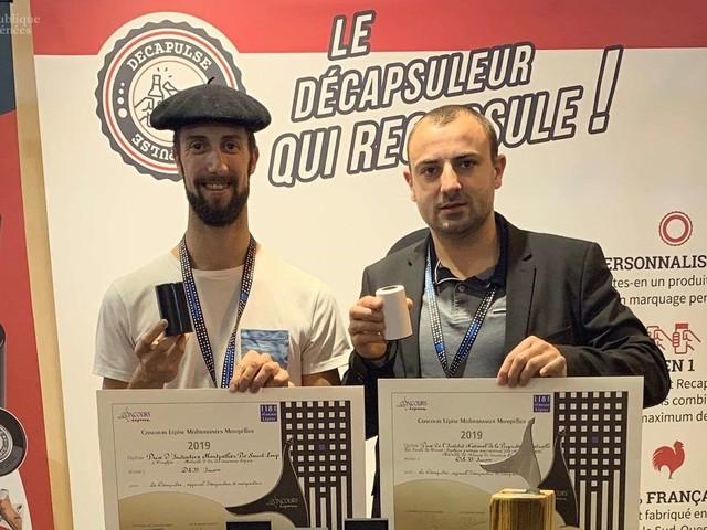 Les Palois du Décapulse primés par le concours Lépine [+ vidéo]