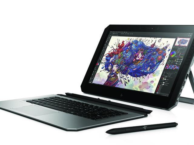 HP Zbook x2, un monstre de puissance à l'assaut des Surface et Macbook Pro