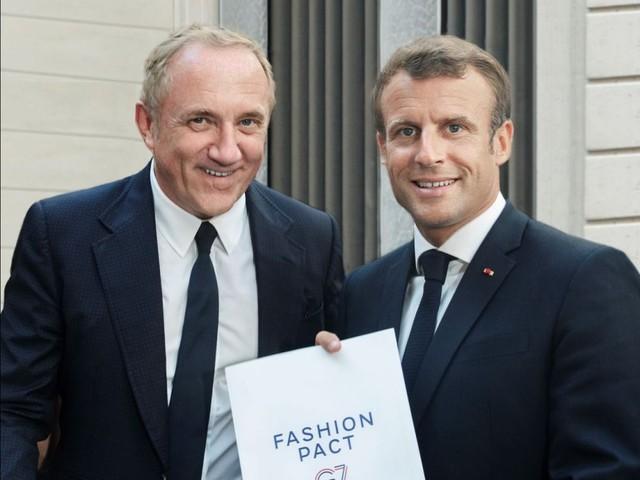 Pinault mobilise les ténors de la mode pour l'environnement
