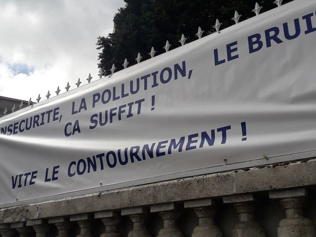 Le département de l'Indre abandonne le projet de contournement de la Châtre