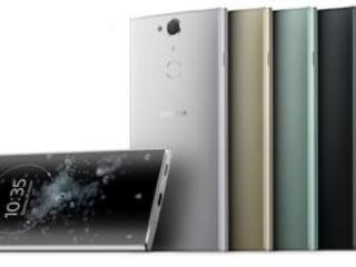 Sony Mobile présente le Xperia XA2 Plus