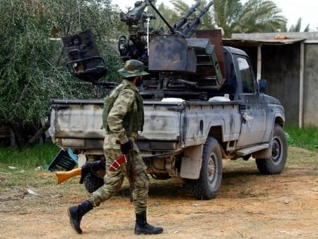 Libye: l'offensive de Khalifa Haftar sur Tripoli