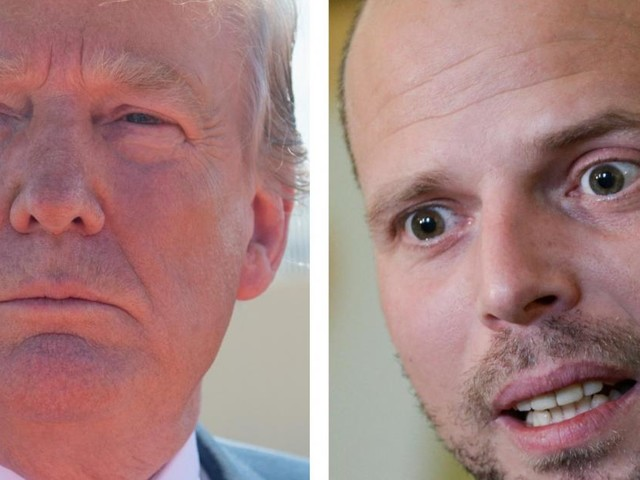 Enquête sur un trafic de visas humanitaires: Donald Trump demande des explications à propos de Theo Francken