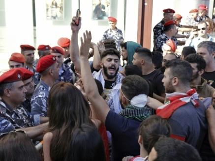 """Au Liban, une fête nationale sous le signe d'une """"nouvelle indépendance"""""""