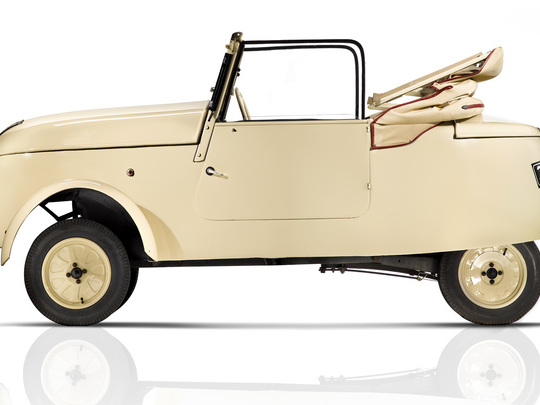 Rétromobile 2020 : l'électrique, une vieille histoire chez Peugeot