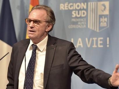 Renaud Muselier, les vœux pour l'économie et le plaidoyer sanitaire (et vice-versa)