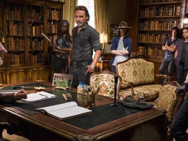 """Comment réviser pour le bac de philo en regardant """"The Walking Dead"""""""