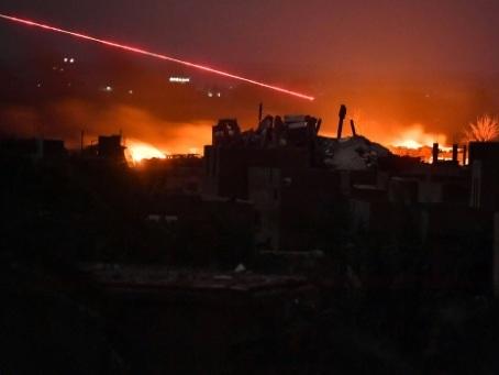 Syrie: les forces antijhadistes resserrent l'étau sur l'ultime réduit de l'EI
