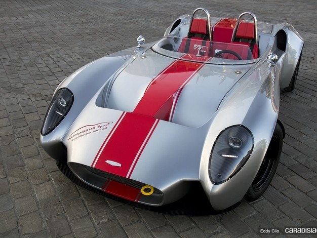 Photos du jour : Jannarelly Design 1 (Parade des Pilotes du Mans)