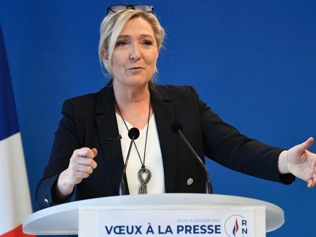 """Présidentielle 2022 : """"L'espoir de Le Pen repose sur l'anti-macronisme"""" dit Olivier Bost"""