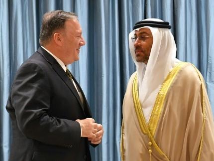 """Attaques en Arabie: Pompeo pour une """"solution pacifique"""" avec l'Iran"""