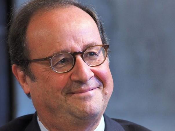 François Hollande aux «gilets jaunes» : «Il faut continuer»