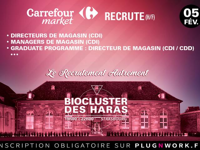 Carrefour Market : « Ce qu'on recherche, c'est un savoir-être »