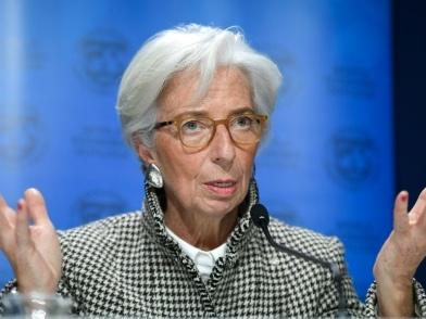 """Tunisie: """"les réformes doivent s'accélérer"""", estime Christine Lagarde"""