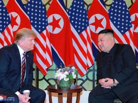 Kim Jong Un attendu par Trump à la frontière intercoréenne