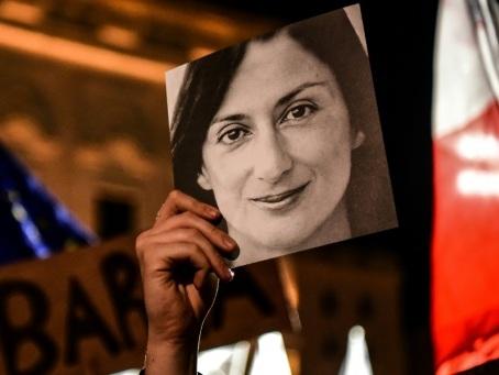 Journaliste assassinée à Malte: le parquet national financier ouvre une enquête