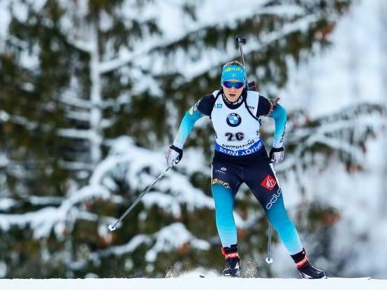 Biathlon - CM (F) - Coupe du monde : des Françaises presque parfaites à Ruhpolding
