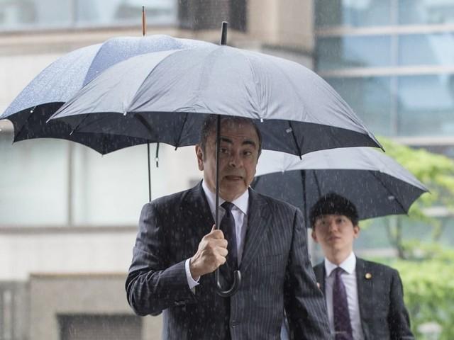 Carlos Ghosn accusé d'avoir caché 140 millions de dollars de rémunération
