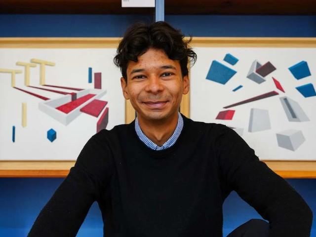 Bordeaux : Nicolas Poncet expose ses oeuvres à l'Hôtel Labottière