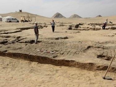 Le temple perdu de Ramses II a enfin été découvert