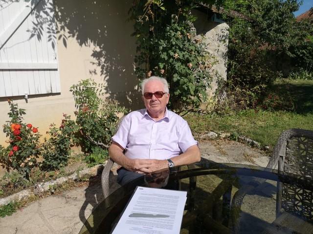 Seine-et-Marne. Après 20ans de bénévolat, Paul Cohen tire sa révérence et quitte les Jardins d'Épicure à La Ferté-sous-Jouarre
