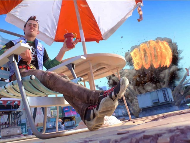 Sunset Overdrive : Sony détient les droits de la licence