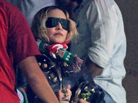 Madonna annule le premier de ses quinze concerts prévus à Londres