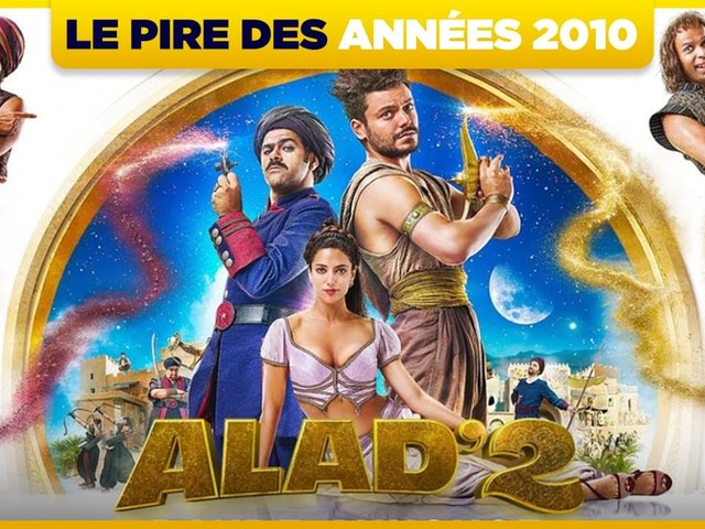 Top 10 des pires comédies françaises des années 2010, que de la qualité dans ce top