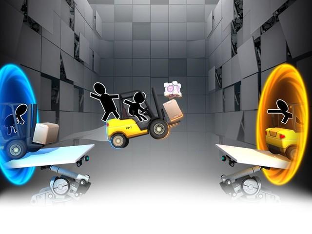 Bridge Constructor Portal : 30 nouveaux niveaux en DLC et de nouvelles mécaniques de gameplay