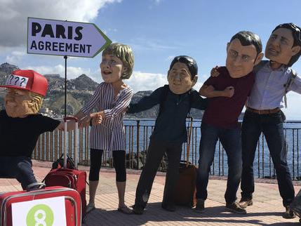 Accord de Paris sur le climat: Trump àl'heure du choix