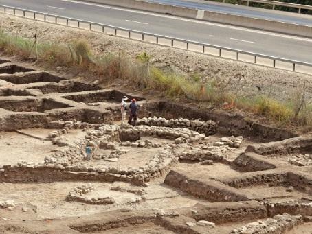Archéologie: les vestiges d'une ville de 5.000 ans exhumés en Israël