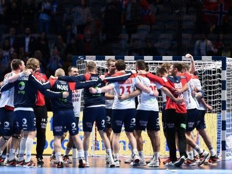 Hand: la Norvège en bronze à l'Euro