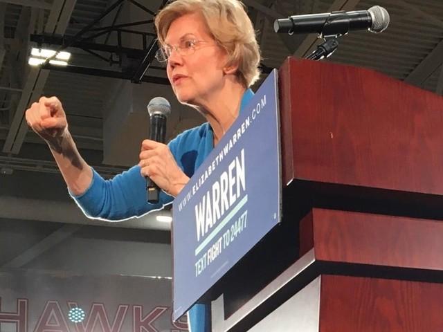 Elizabeth Warren abandonne la course à la Maison Blanche