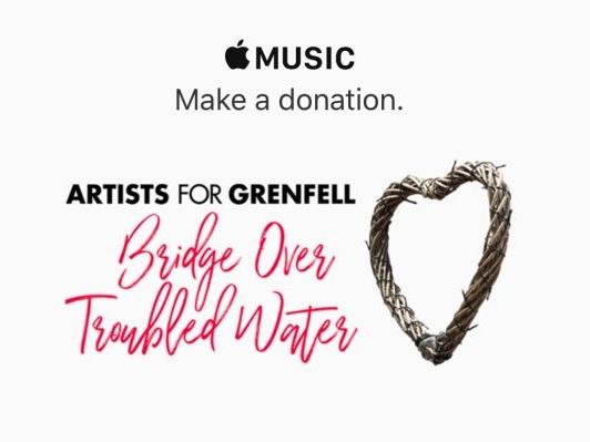 Incendie de la tour Grenfell à Londres : Apple invite les utilisateurs à faire un don