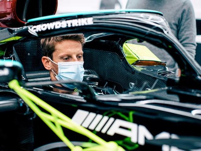 Romain Grosjean va reconduire une Formule 1, pour Mercedes