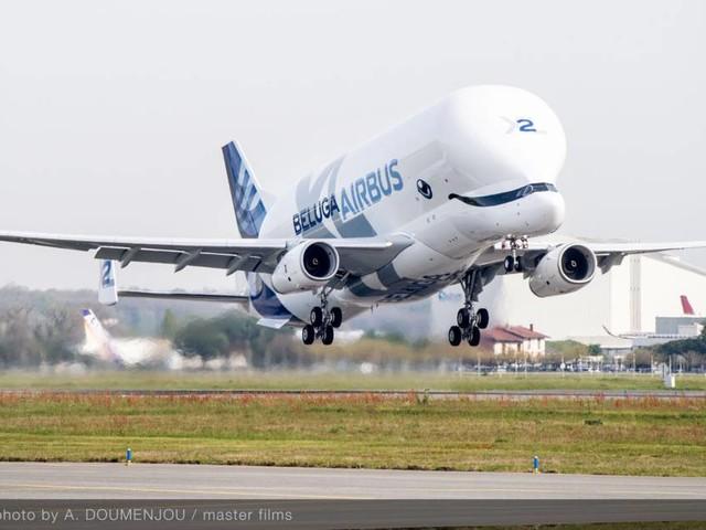 Le Beluga XL, l'un des plus gros avions de l'histoire, obtient sa certification