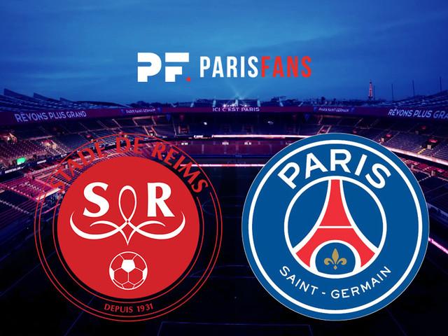 Reims/PSG – Le groupe rémois : 2 absents