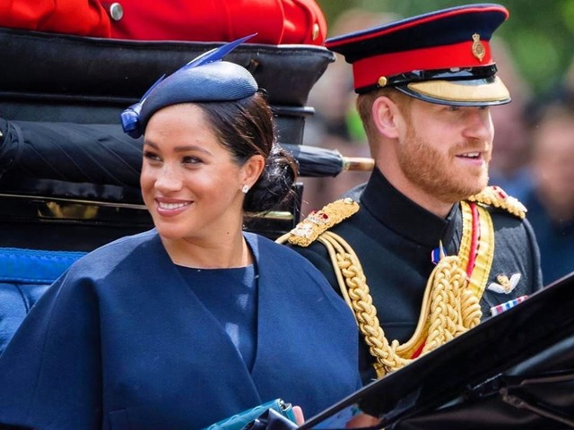 Meghan Markle et le prince Harry, sur le point de déménager aux États-Unis!