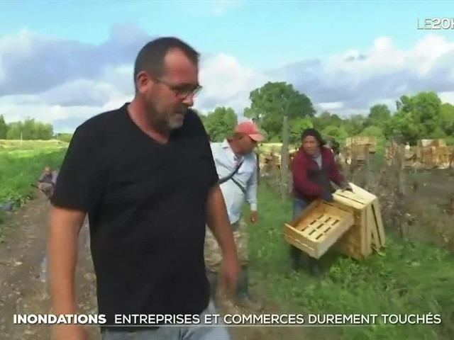 Inondations dans le Gard : de lourdes conséquences économiques