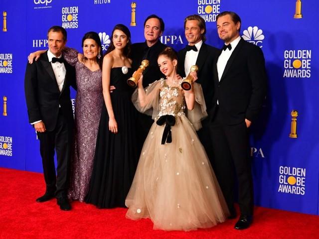 Golden Globes 2020 – Palmarès complet : top pour Tarantino, flop pour Netflix